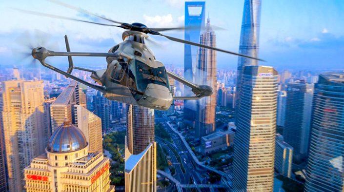 Helikopter-Door-Entwicklung