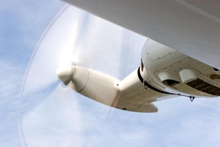 Luftfahrt-COC-Strukturbauteil