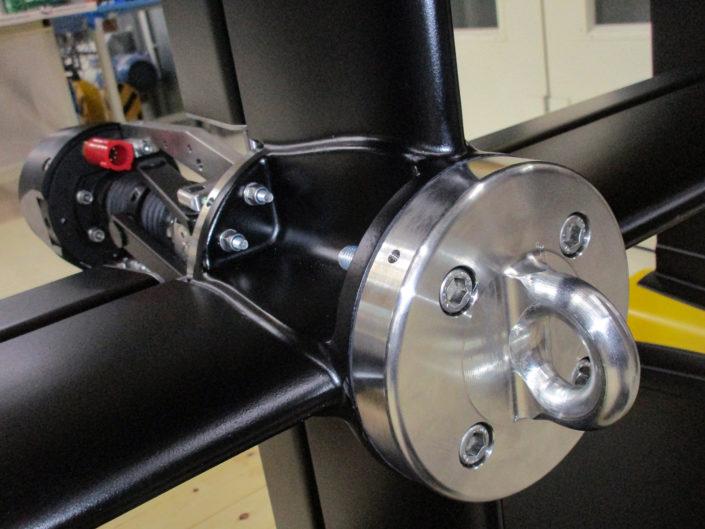 Schleppsonde-Anbindung-Towpoint